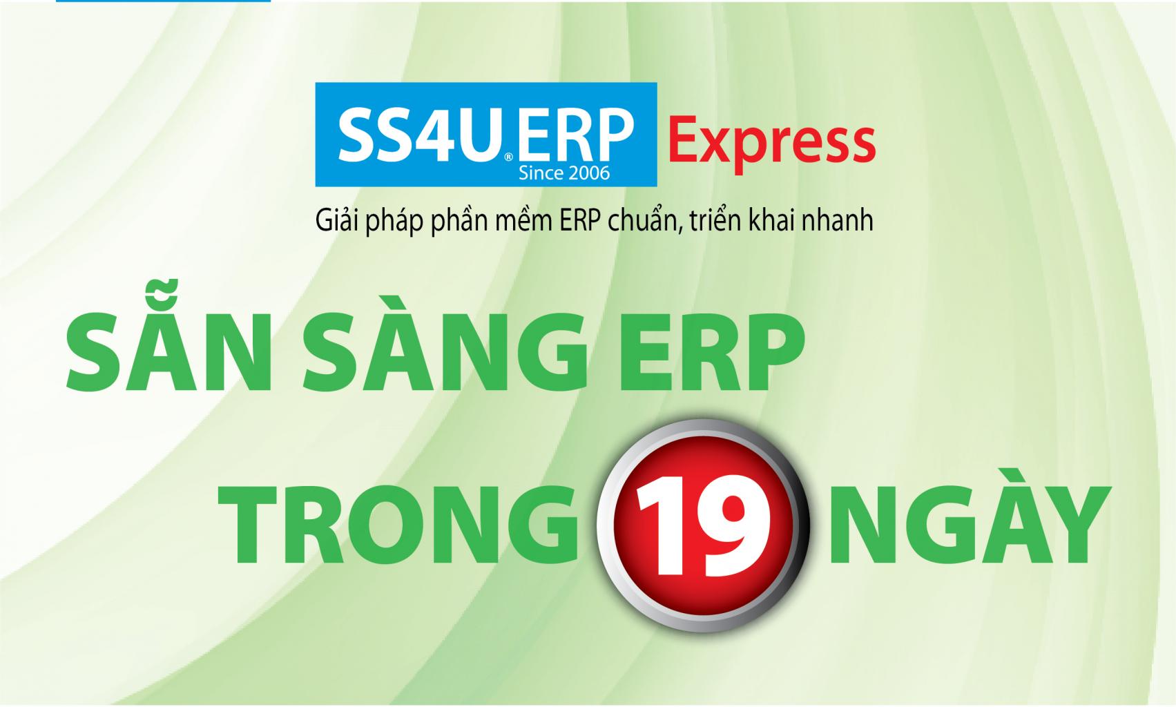 ERP trả góp 12 tháng