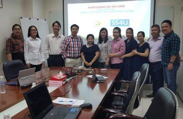 Ký hợp đồng phần mềm SS4U.HRM